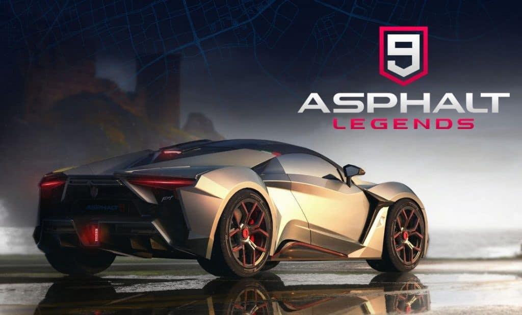 Asphalt 9 ภาคใหม่ของเกมแข่งรถในตำนาน ที่ไม่ได้มีดีแค่ภาพสวย