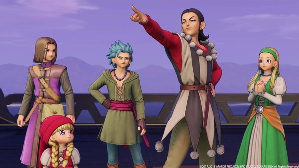 Dragon Quest Overture ทำนองแห่งความร่วมสมัยในใจแฟนเกม