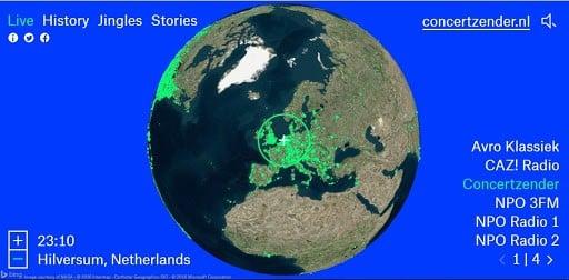 เปิดโลกแห่งเสียงเพลง กับ Radio Garden สถานีวิทยุทั่วโลก